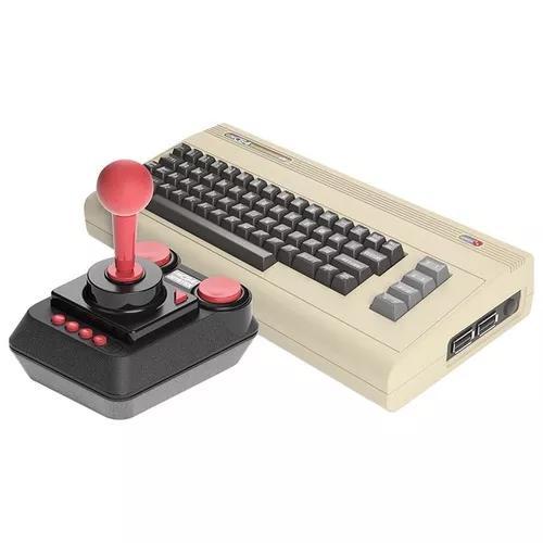 Controle The C64 Mini Usb Pc Com 64 Jogos