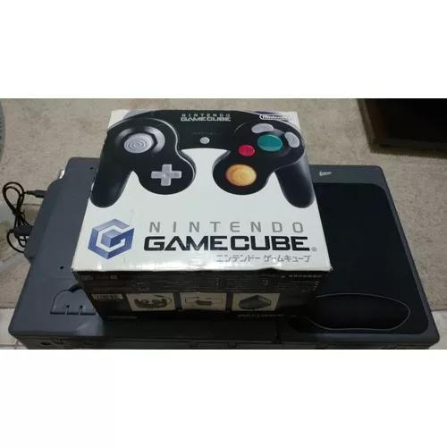 Game cube (jp) completo na caixa bloqueado + chaveamento