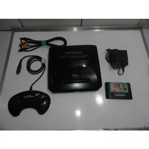 Genesis americano ntsc mega drive console lindo c02