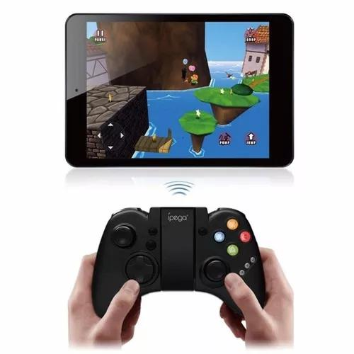 Ipega 9021 jogo do bluetooth gamepad joystick pc pg-9021