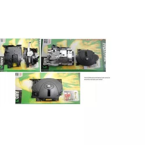 Mecânica do game cube com motor s