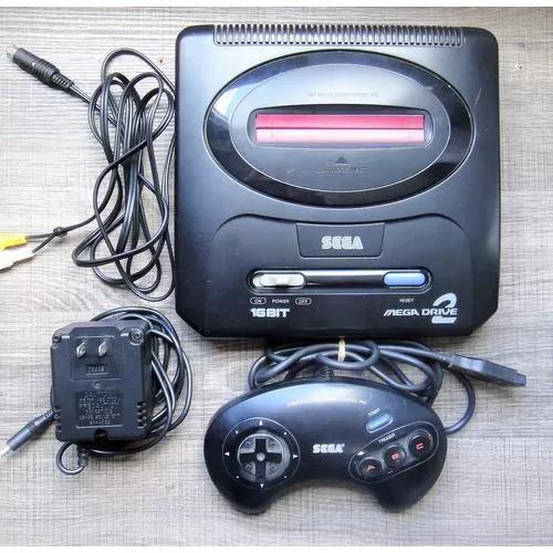 Mega drive 2 original japonês completo