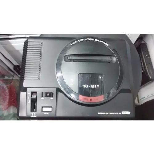 Mega drive 2 raridade