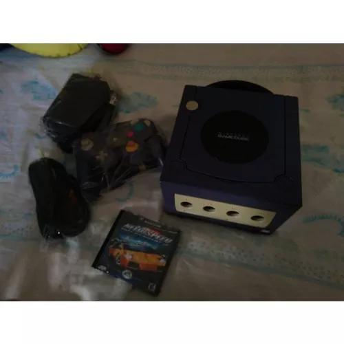 Nintendo gamecube - destravado - xeno
