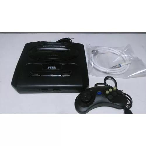 Sega mega driver 3 com 10 jogos na m