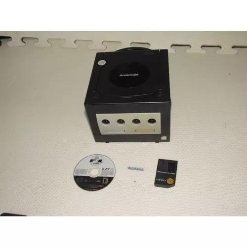 Somente Console Game Cube Americano Leitor Ruim + Brindes