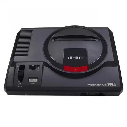 Tectoy - console mega drive edição limitada 2017