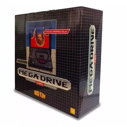 Vídeo game console mega drive sega tectoy edição limitada