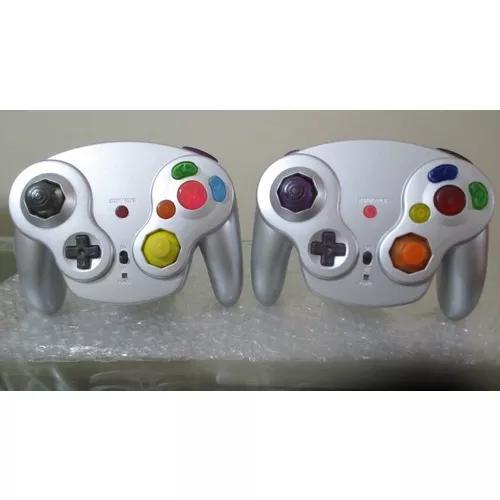 Wavebird multi colour edition - gamecube controle