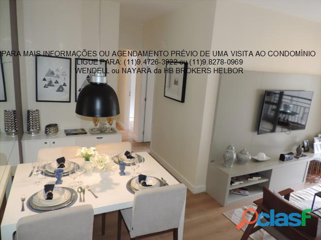 Apartamento pronto 93 m 3 dorms 1 suíte 2 vagas Movement City e Life SBC 6