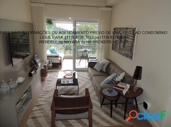 Apartamento pronto 93 m 3 dorms 1 suíte 2 vagas Movement City e Life SBC 4