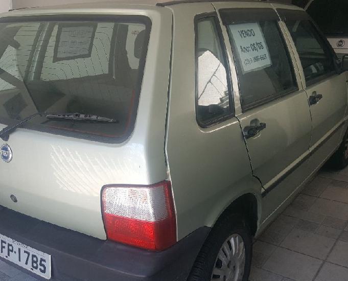 Fiat uno mille electronic fire flex 1.0 2008 - 49.100 km