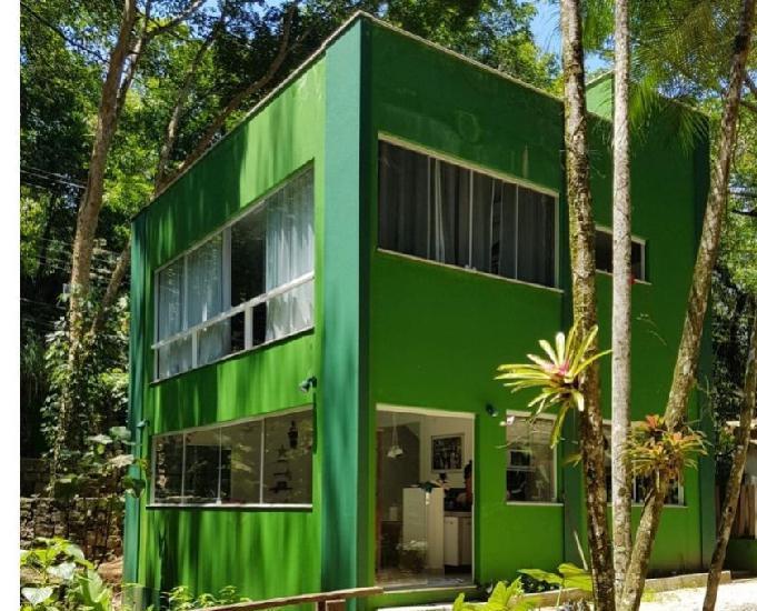 Casa no jardim do itanhngá