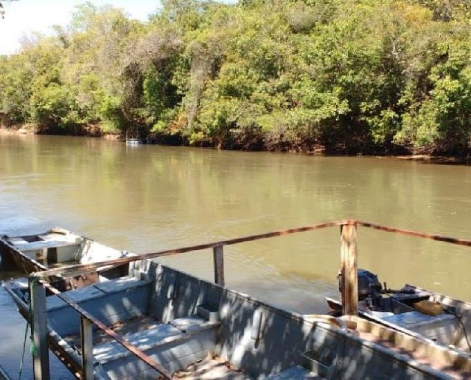 Pesqueiro vila paturi, há 100 m do rio aquidauana.