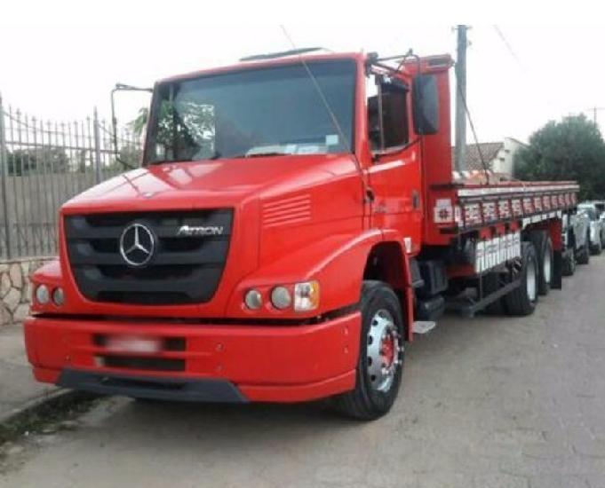 Caminhão mercedes-benz mb 1319 ano 2015 – r$ 12.714,00