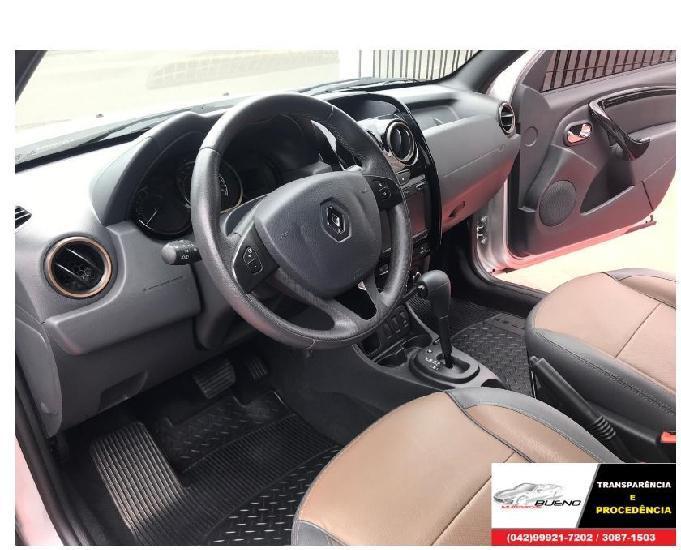 Renault duster 2.0 dynamique apenas 39.000 km