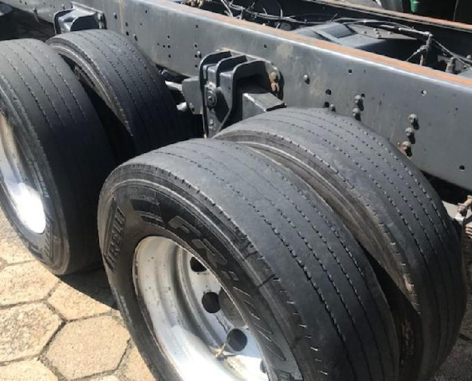 Iveco tector 240 e 28 bitruck