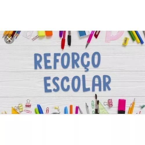 Aulas reforço de português
