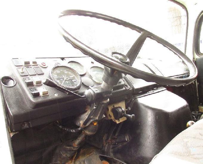 Caminhão mercedes benz motor 1620 turbo caçamba basculante