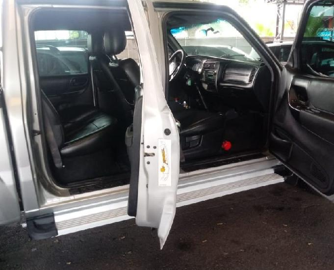 Ford ranger cabine dupla diesel 4 x 4 2011 completo couro