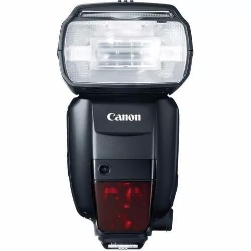 Flash canon speedlite 600 exii rt garantia 1 ano canon