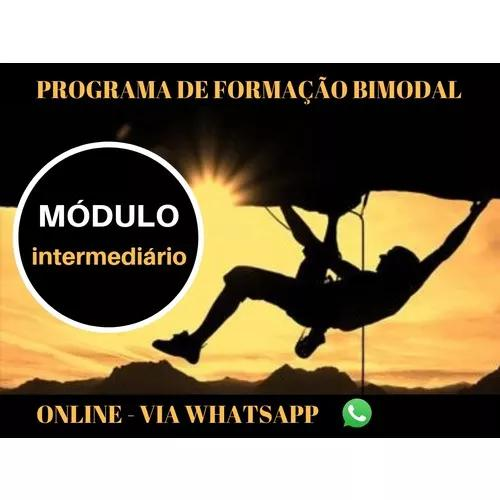 Programa de formação bimodal