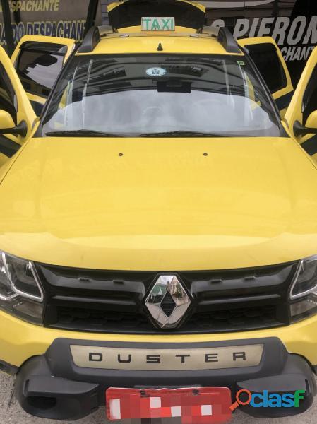 Duster 16/17 taxi com autonomia e transferência grátis