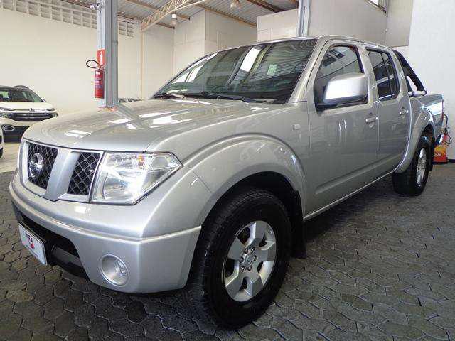 Nissan frontier xe cd 4x4 2.5 tb diesel