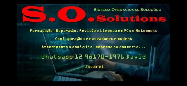 Técnico em informática presencial