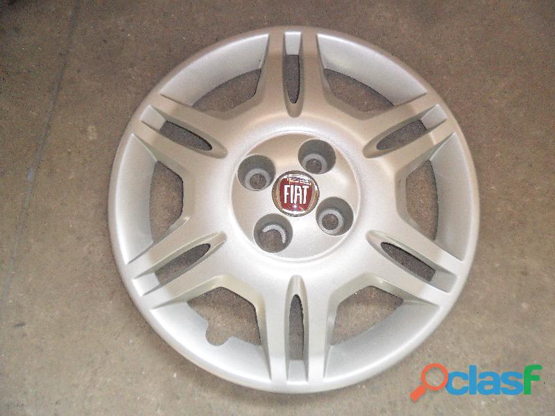 Fiat punto calota original genuina fiat aro 15 whats (11) 976040976 sao paulo sp
