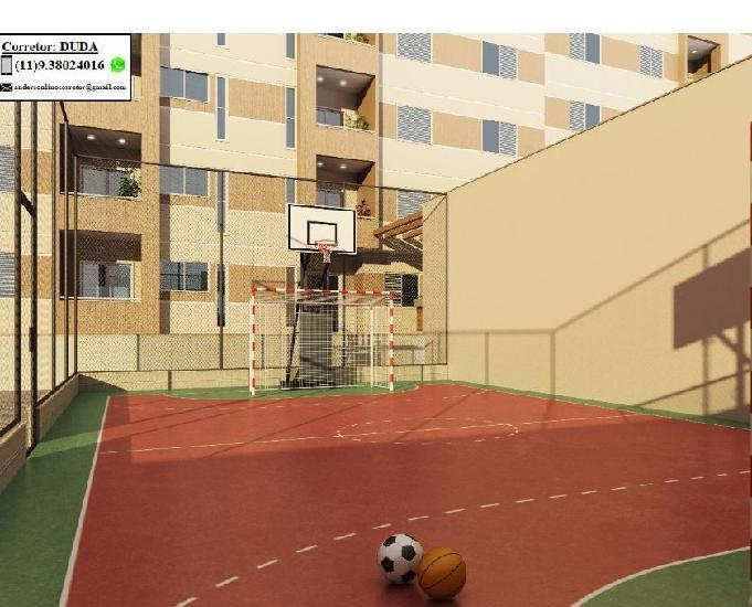 Apartamento em Suzano 3Dorm com suíte próximo ao centro