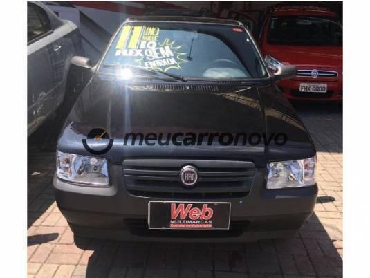 Fiat uno mille grazie 1.0 fire flex 8v 4p 2010/2011