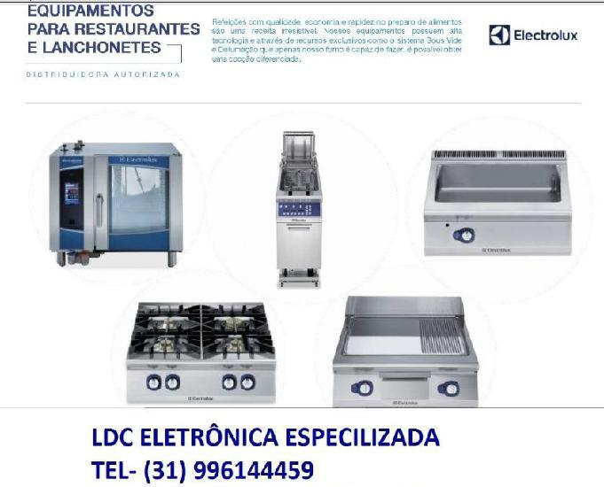 Freezer digital electrolux com painel touch sreen