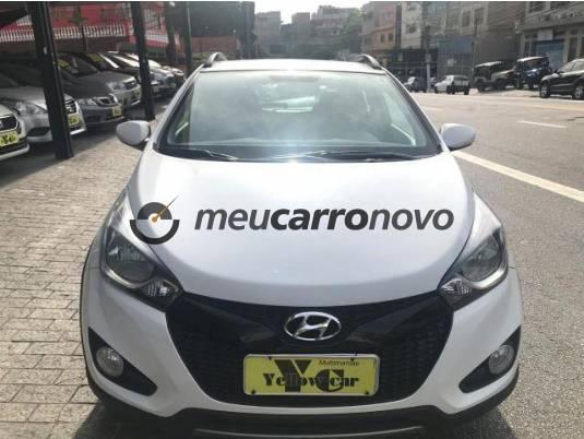 Hyundai hb20x premium 1.6 flex 16v aut. 2015/2015