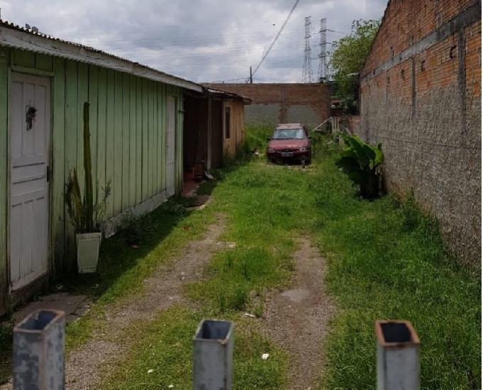 Terreno com 384 m² em São José dos Pinhais