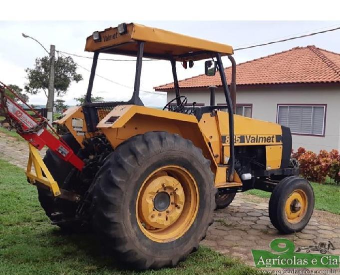 Trator Valmet 885 4x2 (Multitorque - Motor MWM!)