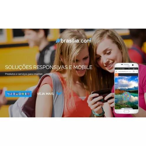 Criação de sites, app e lojas virtuais profissionais