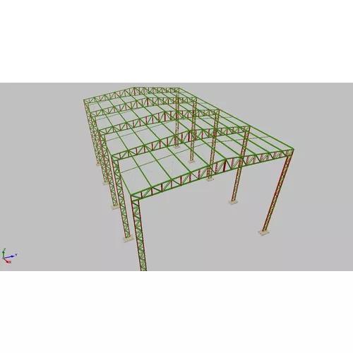 Engenheiro civil / projetista de estruturas metálicas /
