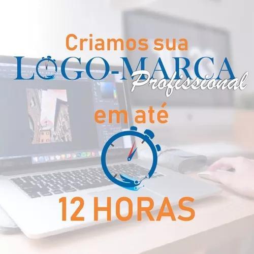 Logotipo logomarca criação arte profissional marca