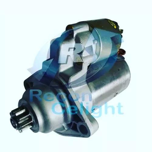 Motor de partida recondicionado para motor at vw