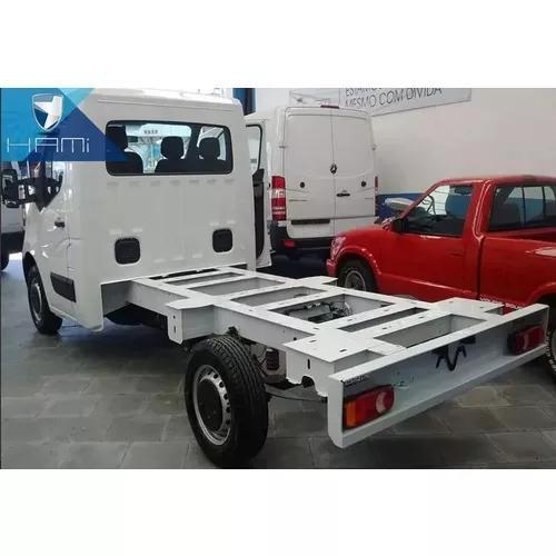 Renault master master 2.3 dci chassi cabine l2h1 16v