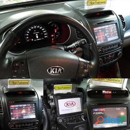Conserto Multimídia Original, Clarion, Pioneer, Mitsubishi, Nissan, Toyota, dentre outras