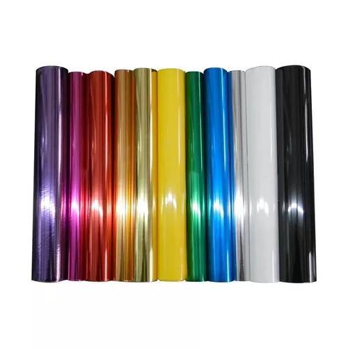 5 metros de foil p/ long drink 30x500cm (escolha a cor)