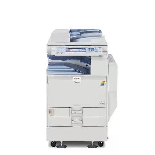 A ricoh mpc3001 multifuncional - usada