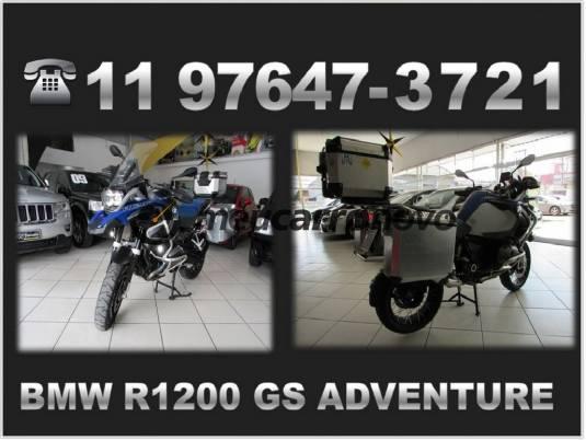 Bmw r 1200 gs adventure 2015/2015