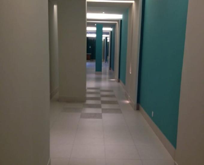 Campinho ap 2 quartos, suite, varanda, infra total