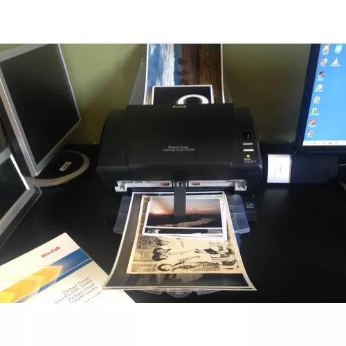 Escaner de fotos e documentos kodak ps410 - 30 fotos p/ min