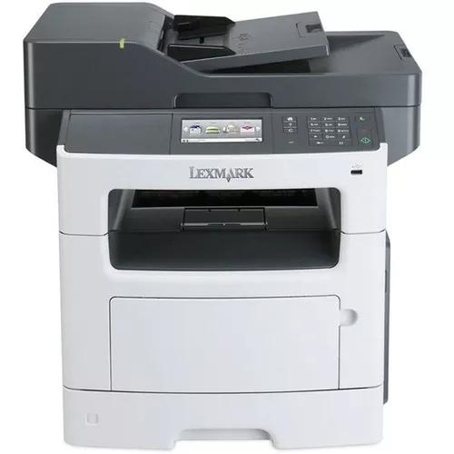 Impressora multifuncional laser mono mx517de lexmark 110v