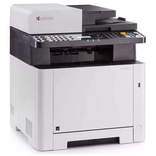 Multifuncional laser color ecosys m5521cdn 5521 kyocera