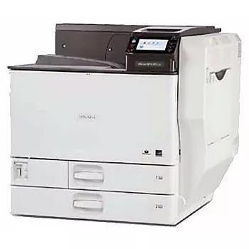Ricoh sp 8300 dn impressora mono - usada